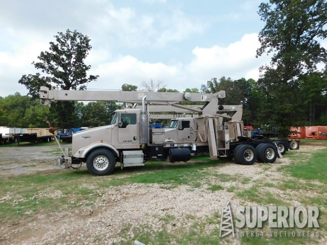 (2 of 3) ALTEC Boom Crane Trucks – DY1 YD3