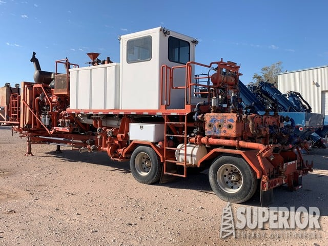 2008 Double Pumper – DY1 YD2