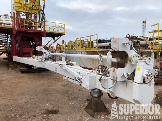 Hydraulic Pipe Boom – YD1