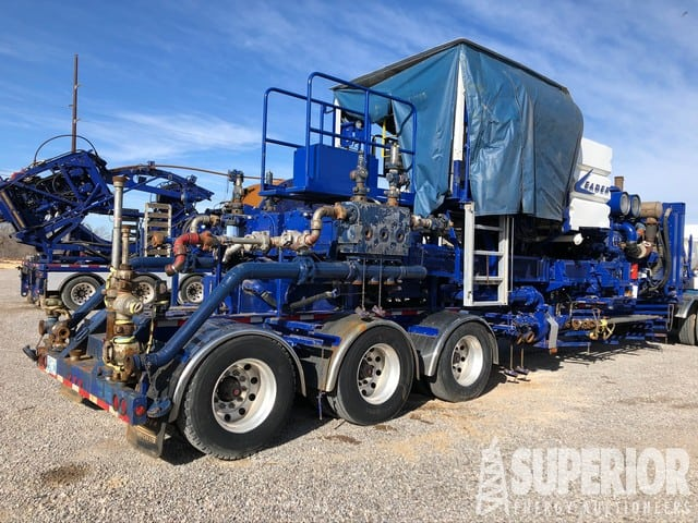 (1 of 2) Double Pumpers w/ (2) MSI 600 Pumps – DY2 YD4
