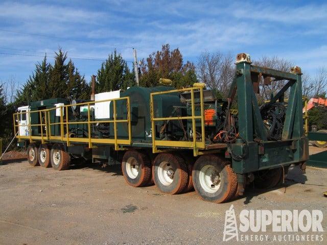 SK/GATOR 1000 Super Series Rig – DY1 YD1