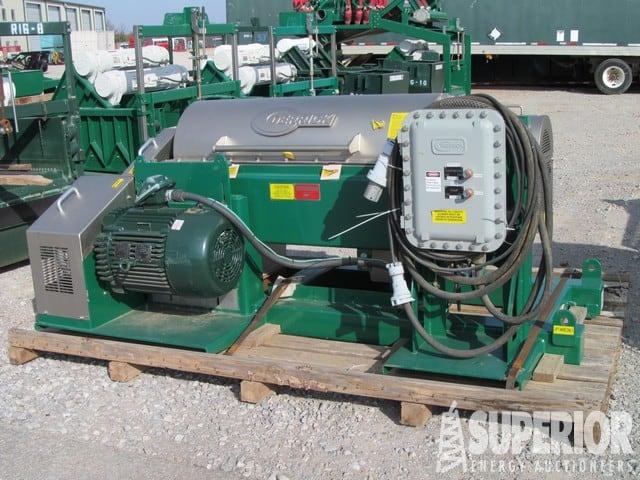 DERRICK DE-1000 GBD Centrifuge – DY1 YD1