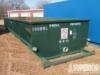 UNUSED 130-Bbl Half Round Shale Tank