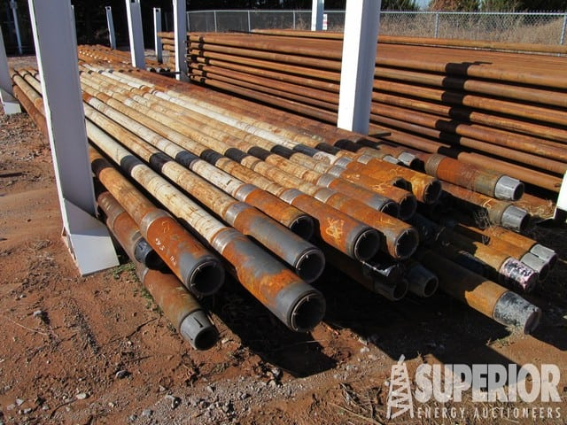 """5"""" Hevi-Wate IF Drill Pipe – DY1 YD1"""