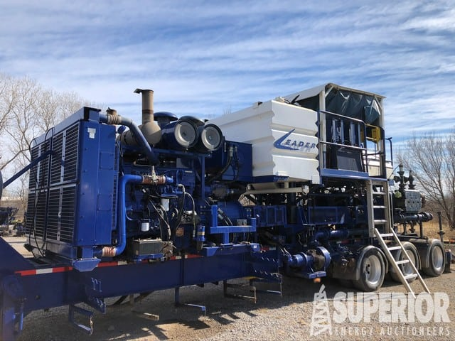 (1 of 2) MSI 600HP Double Pumpers – DY2 YD4