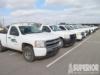 Late Model Pickup Trucks