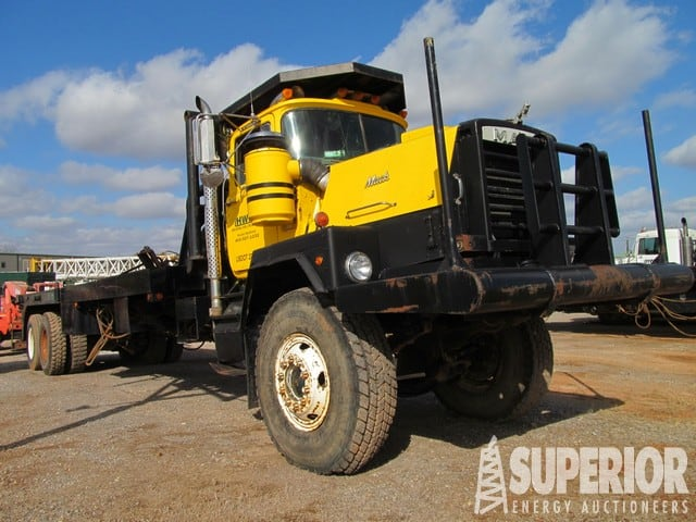 MACK RM686SX Bed Truck – DY2 YD1