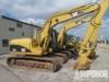 CAT 312 Excavators