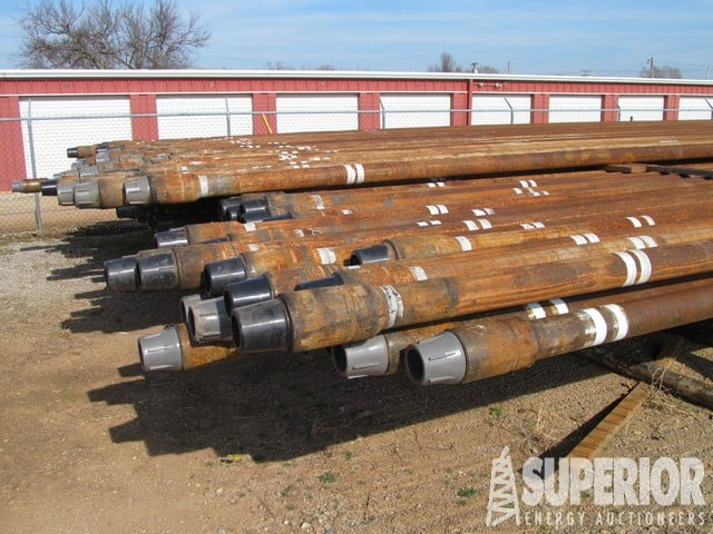 """4-1/2"""" G-105 Rng 3 Drill Pipe – DY1 YD2"""