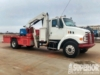 STERLING Knuckle Boom Truck