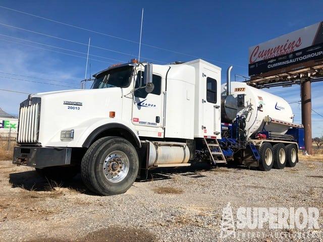 2006 CVA Body Load Truck – DY2 YD4