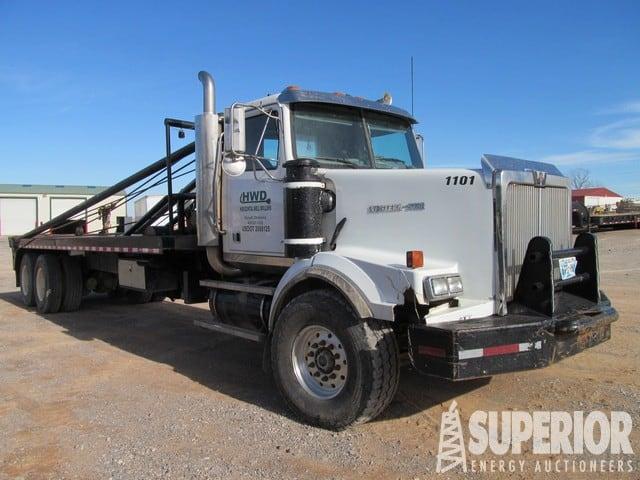2005 WESTERN STAR 4900 Gin Truck – DY2 YD1