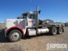 2015 PETE 388 Winch/Vac Truck – YD1