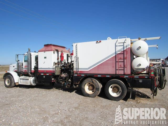 2011 PETE 367 Hot Oil Unit – YD1
