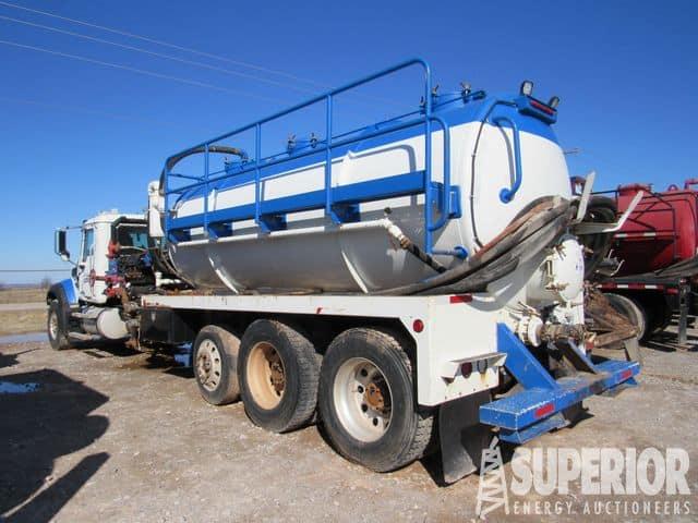 2015 GU-713 Vac Kill Truck – YD1