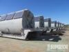 (6) HALLIBURTON PS-2500 Sand Trailers – YD2