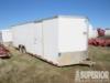 2012 WELLS CARGO 28′ Cargo Trailer – YD2