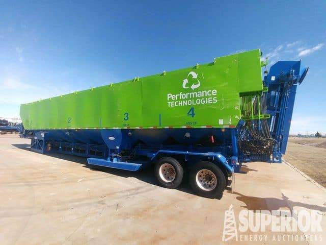 (1 of 12) APPCO FS-40 Sand Trailers – YD2