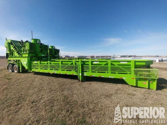 2011 APPCO MS-82-30 Sand Conveyors – YD2