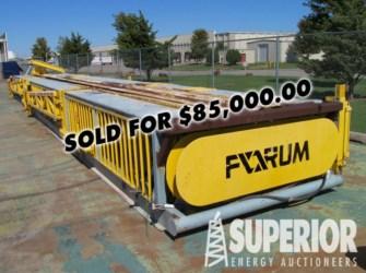 FORUM PWS-2250 Hyd Catwalk