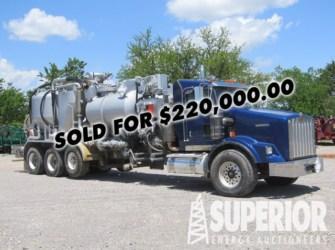 2012 SPM TWS-600 Acid Pump Truck
