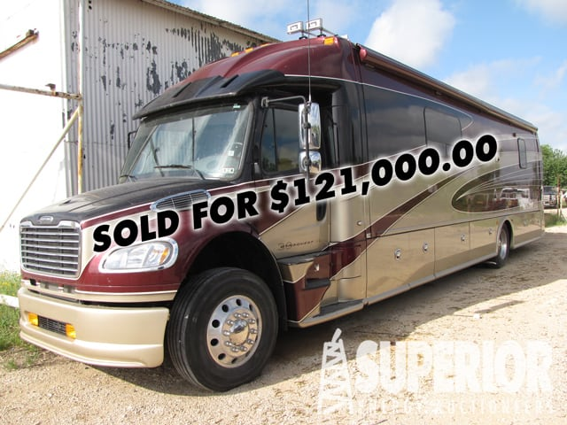 2014 DYNAQUEST XL39 Motor Home