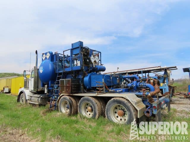 2007 Acid Pump Truck – YD4