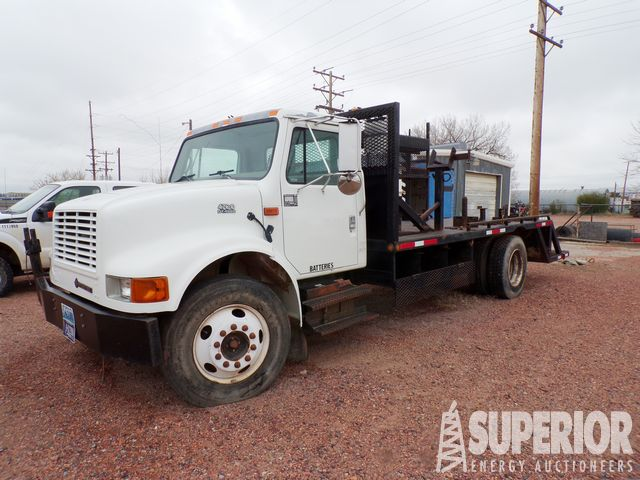 INTERNATIONAL 4700 Tool Truck – YD6