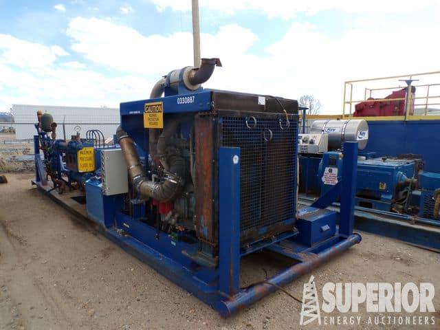 G.DENVER PAH Triplex Pump – YD7