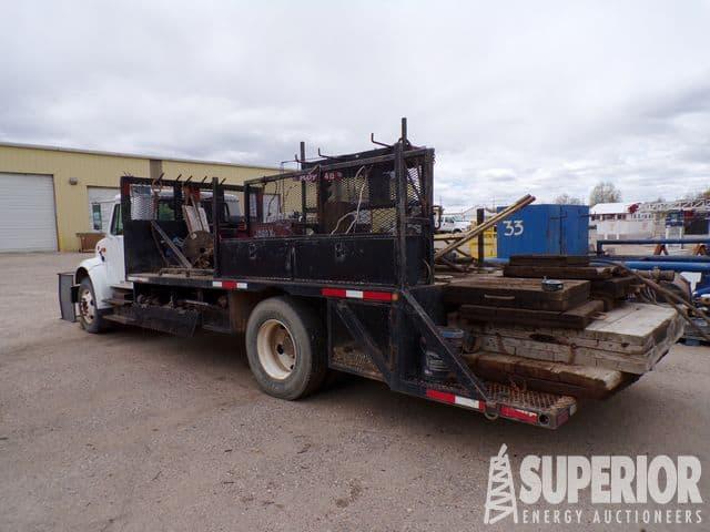 INT'L 4700 Flatbed Tool Truck – YD8