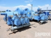 (2) NOV 10-P-130 Triplex Pumps