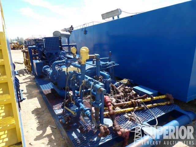 G.DENVER TEE Triplex Pump – YD12
