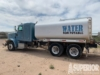 PETE 4,000-Gal Water Truck