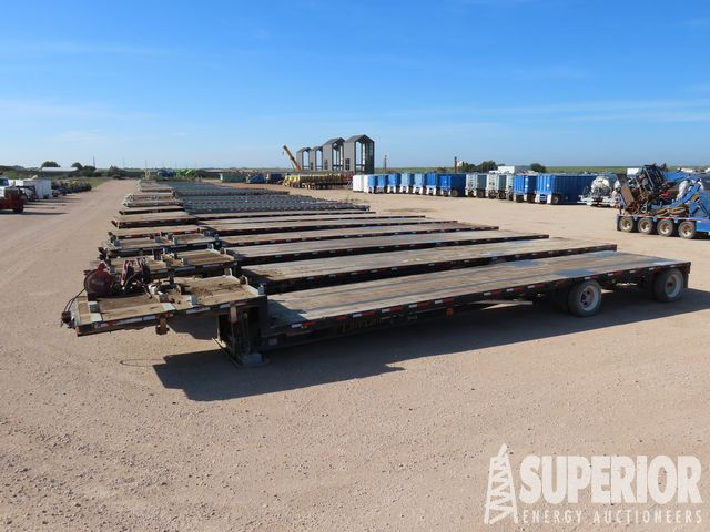 (7) 2006 FONTAINE Step-Deck Trailers – YD1