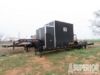 Trailer Mtd Crew House w/ Mud Boat