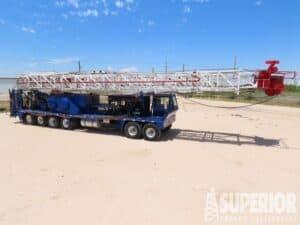 LOADCRAFT 550 Well Service Rig w/ 112' Mast – YD1