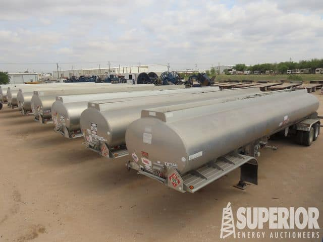POLAR TANK Fuel Trailers – YD1