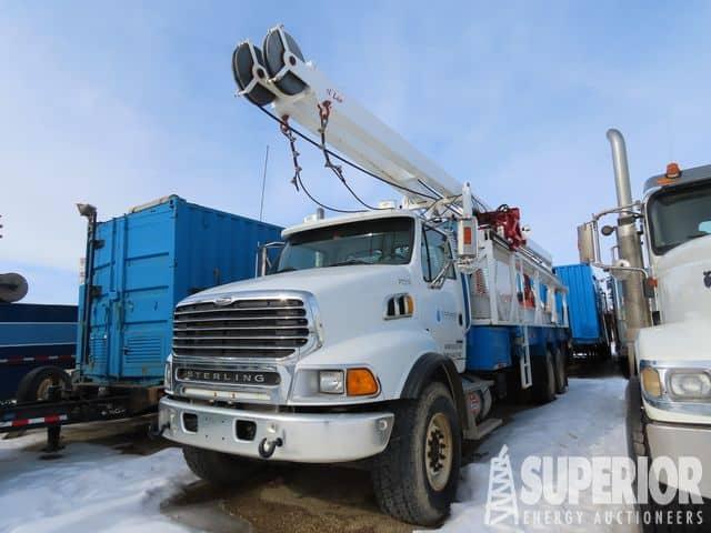 '08 STERLING LT9500 Pipe/Water Truck