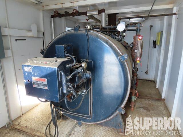'06 SASKATOON 60HP Boiler