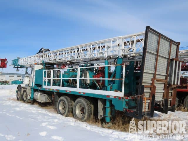 Rig #508 - I-RAND TH60 Water Well Rig