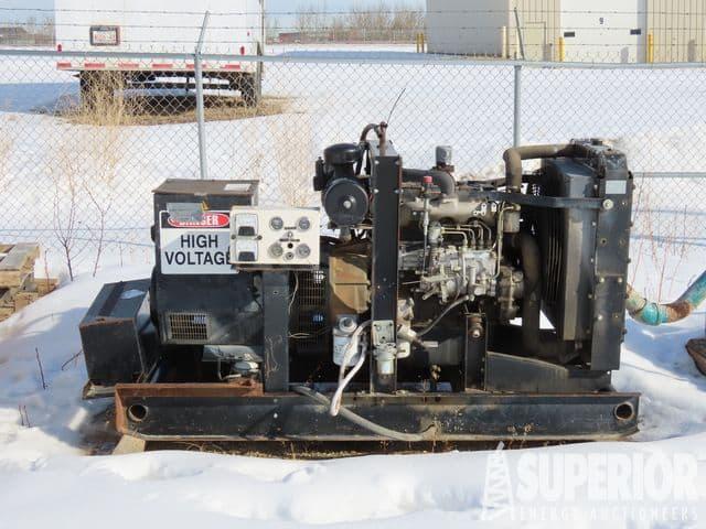 NEWAGE 55KW Generator