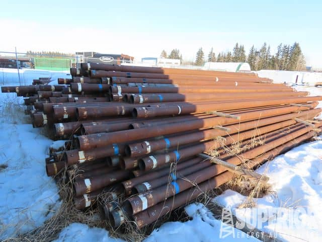 "9,660' 4-5/8"" Range 1 Coring Drill Pipe"