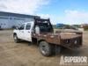 2007 CHEV 2500HD 4WD Flatbed