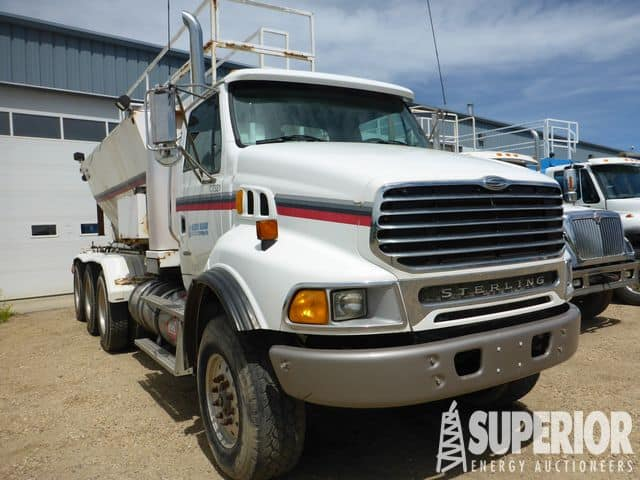 2006 STERLING L9500 3-Axle Cement Truck – DY1 YD1
