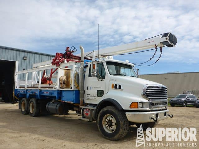2008 STERLING Pipe Truck – DY1 YD1