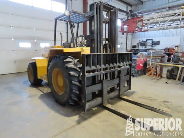 SELICK SD-80 8,000# Forklift – DY1 YD1