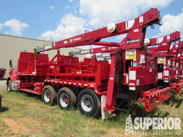 (14) NEW 2018 KW T-800 Boom Crane Trucks – DY2 YD2