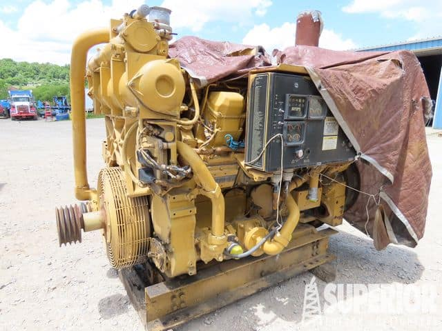 CAT 3508 Diesel Engine – DY2 YD4