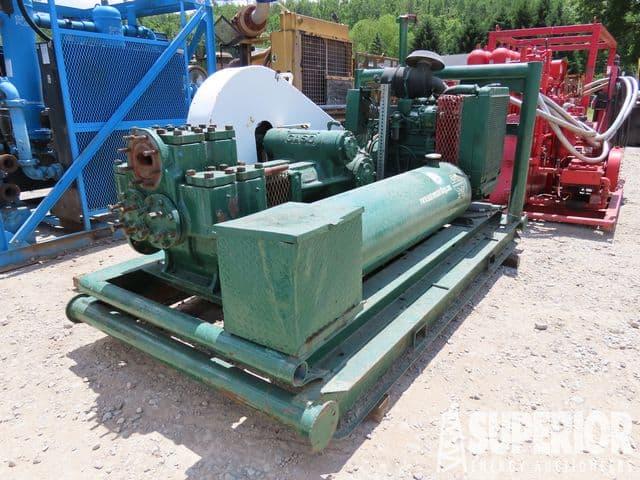 GASO Duplex Pump / J.DEERE Diesel – DY2 YD4