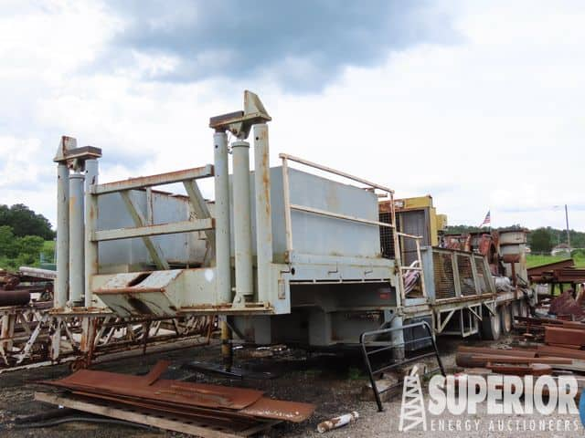 2006 MD COWAN 525 Super Single Rig – DY2 YD5